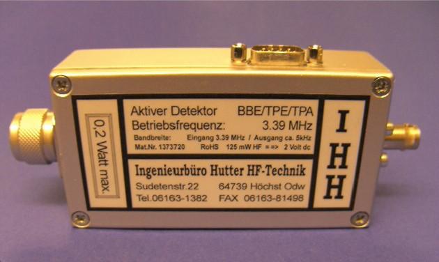 active detector